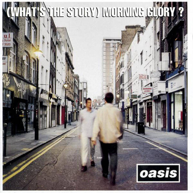 OASIS- WHAT'S THE STORY MORNING GLORY (2LP)