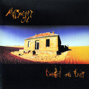 MIDNIGHT OIL - DIESEL AND DUST - VINYL LP - Wah Wah Records