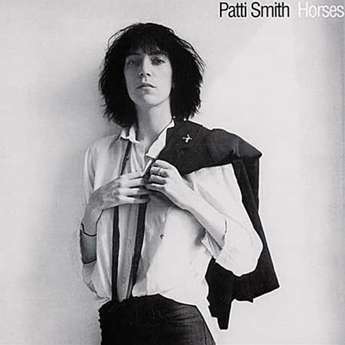 PATTI SMITH - HORSES - VINYL LP - Wah Wah Records