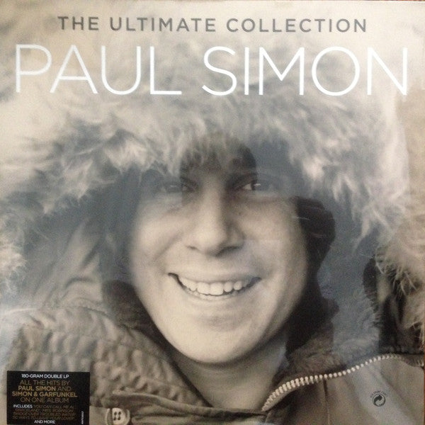 PAUL SIMON - THE ULTIMATE COLLECTION - 2LP VINYL - Wah Wah Records