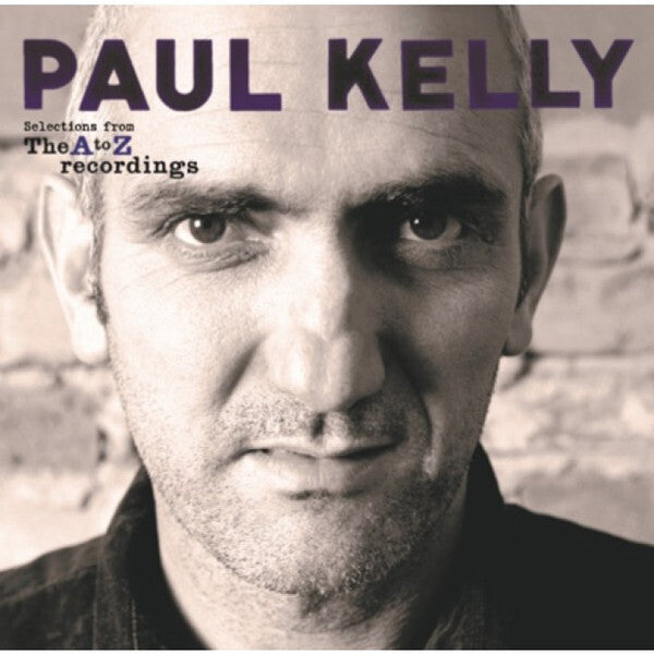 PAUL KELLY - THE A TO Z RECORDINGS (2LP)
