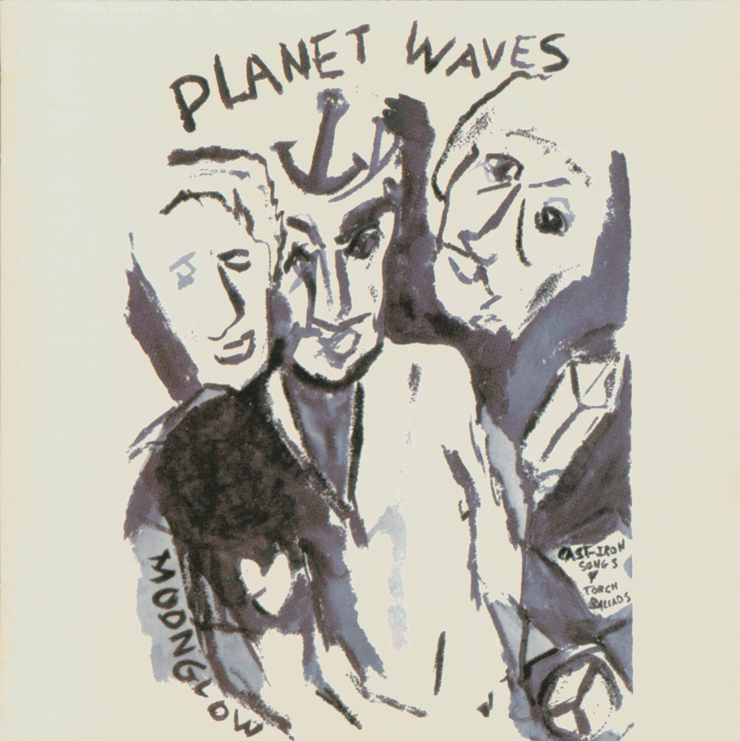 BOB DYLAN - PLANET WAVES - VINYL LP - Wah Wah Records