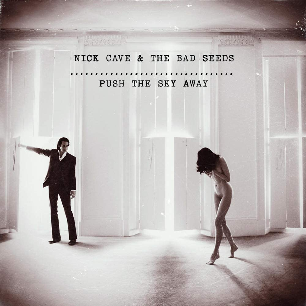 NICK CAVE & THE BAD SEEDS - PUSH THE SKY AWAY - VINYL LP - Wah Wah Records