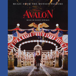 RANDY NEWMAN - AVALON - MUSIC FROM THE MOTION PICTURE - VINYL LP - RSD 2020