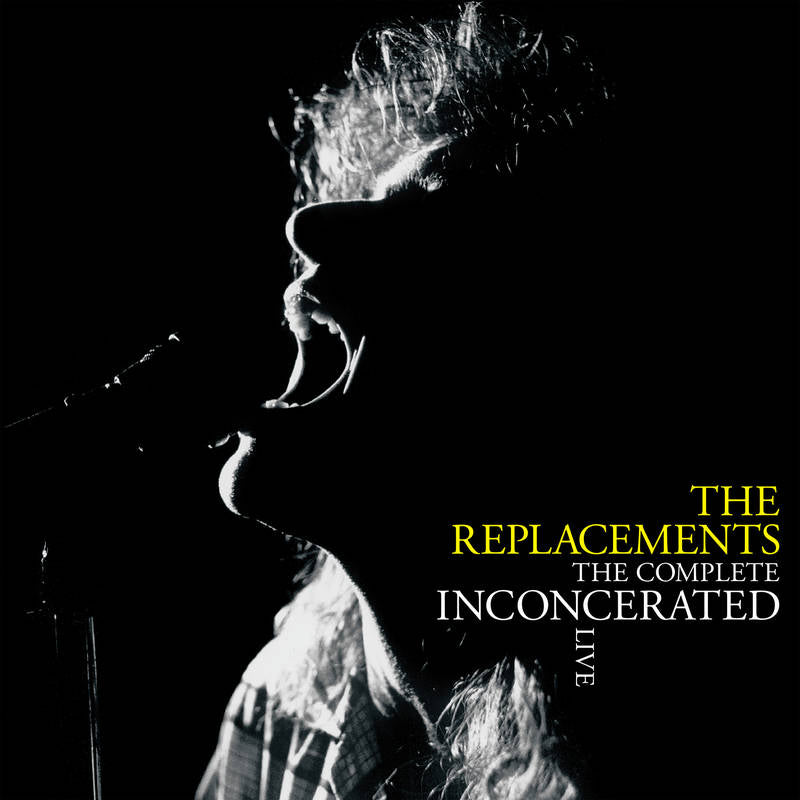 THE REPLACEMENTS - THE COMPLETE INCONCERATED LIVE - 3LP VINYL - RSD 2020