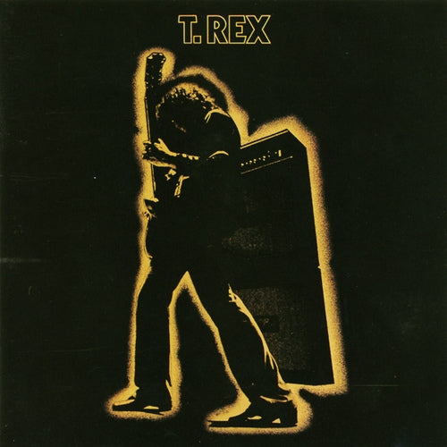 T.REX - ELECTRIC WARRIOR - VINYL LP - Wah Wah Records
