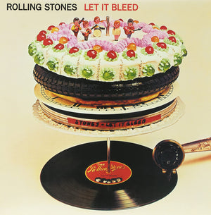 THE ROLLING STONES - LET IT BLEED - VINYL LP - Wah Wah Records