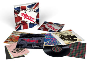 SEX PISTOLS - LIVE '76 - 4LP VINYL BOX SET - Wah Wah Records
