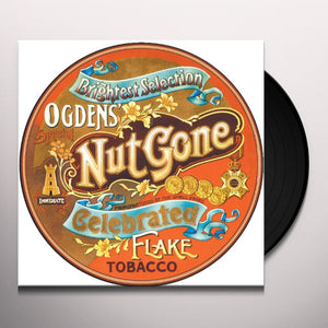 SMALL FACES - ODGEN'S NUT GONE FLAKE - VINYL LP - Wah Wah Records