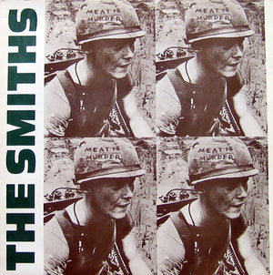 THE SMITHS - MEAT IS MURDER - VINYL LP - Wah Wah Records