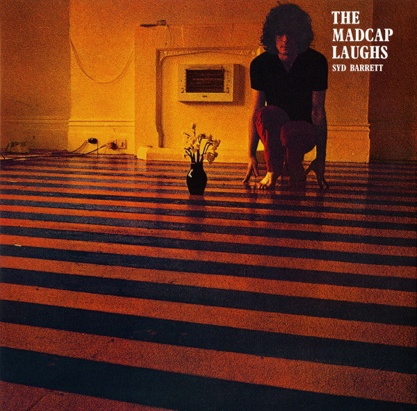 SYD BARRET - THE MADCAP LAUGHS - VINYL LP - Wah Wah Records