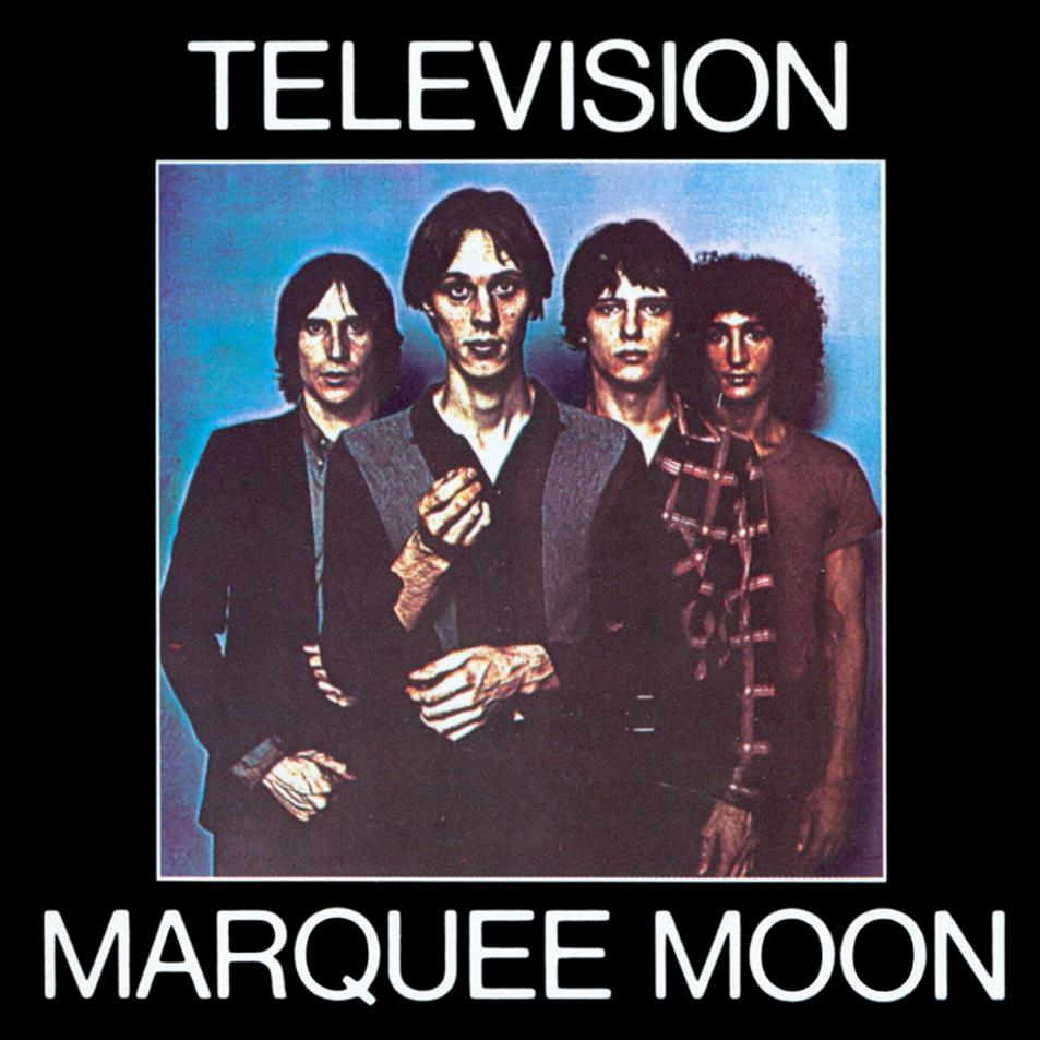 TELEVISION - MARQUEE MOON - LTD BLUE VINYL 2LP - Wah Wah Records