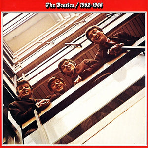 The Beatles - 1962 - 1966 'Red' - Vinyl LP - Wah Wah Records