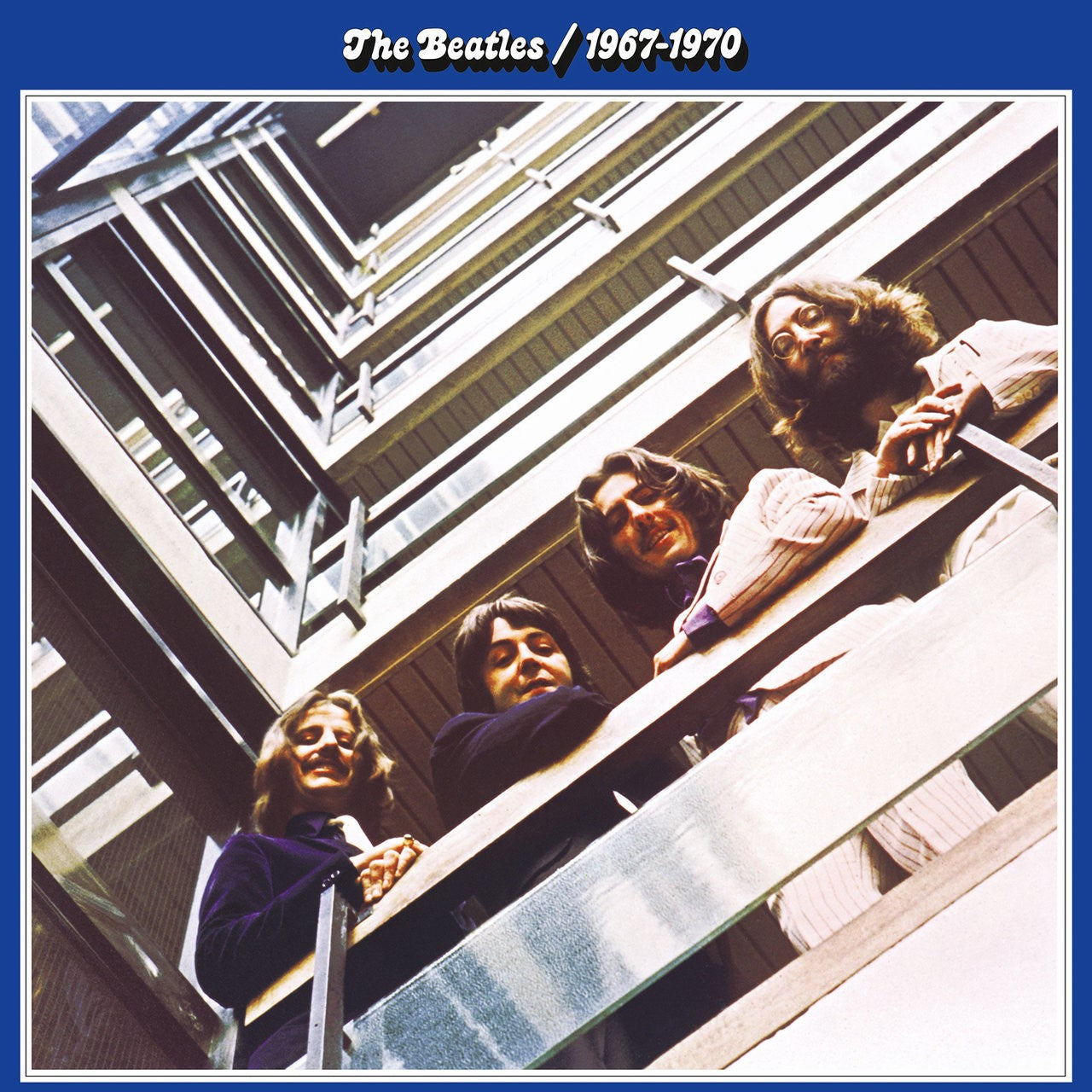 The Beatles - 1967 - 1970 'Blue' - Vinyl LP- Wah Wah Records