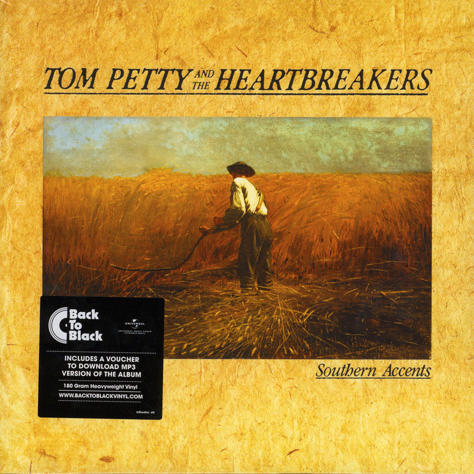 TOM PETTY AND THE HEARTBREAKERS - SOUTHERN ACCENTS - VINYL LP - Wah Wah Records