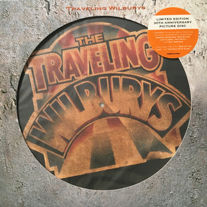 THE TRAVELLING WILBURYS - VOL. 1 - 30TH ANNIVERSARY PICTURE DISC - VINYL LP - Wah Wah Records