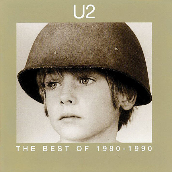 U2 - THE BEST OF 1980 - 1990 - VINYL LP - Wah Wah Records