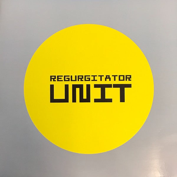 REGURGITATOR - UNIT - VINYL LP - Wah Wah Records