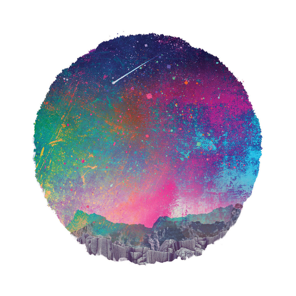 KHRUANGBIN - THE UNIVERSE SMILES UPON YOU - VINYL LP - Wah Wah Records