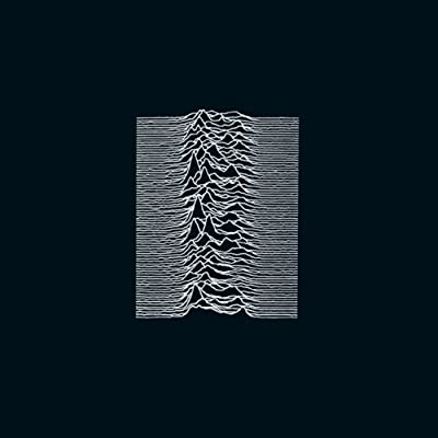 JOY DIVISION - UNKNOWN PLEASURES - VINYL LP - Wah Wah Records