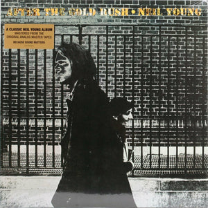 NEIL YOUNG - AFTER THE GOLD RUSH - VINYL LP - Wah Wah Records