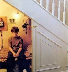 Harry Potter- The Cupboard Under the Stairs