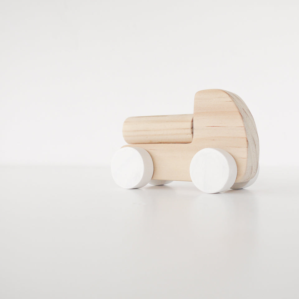 Wooden Toy | Tom the Truck