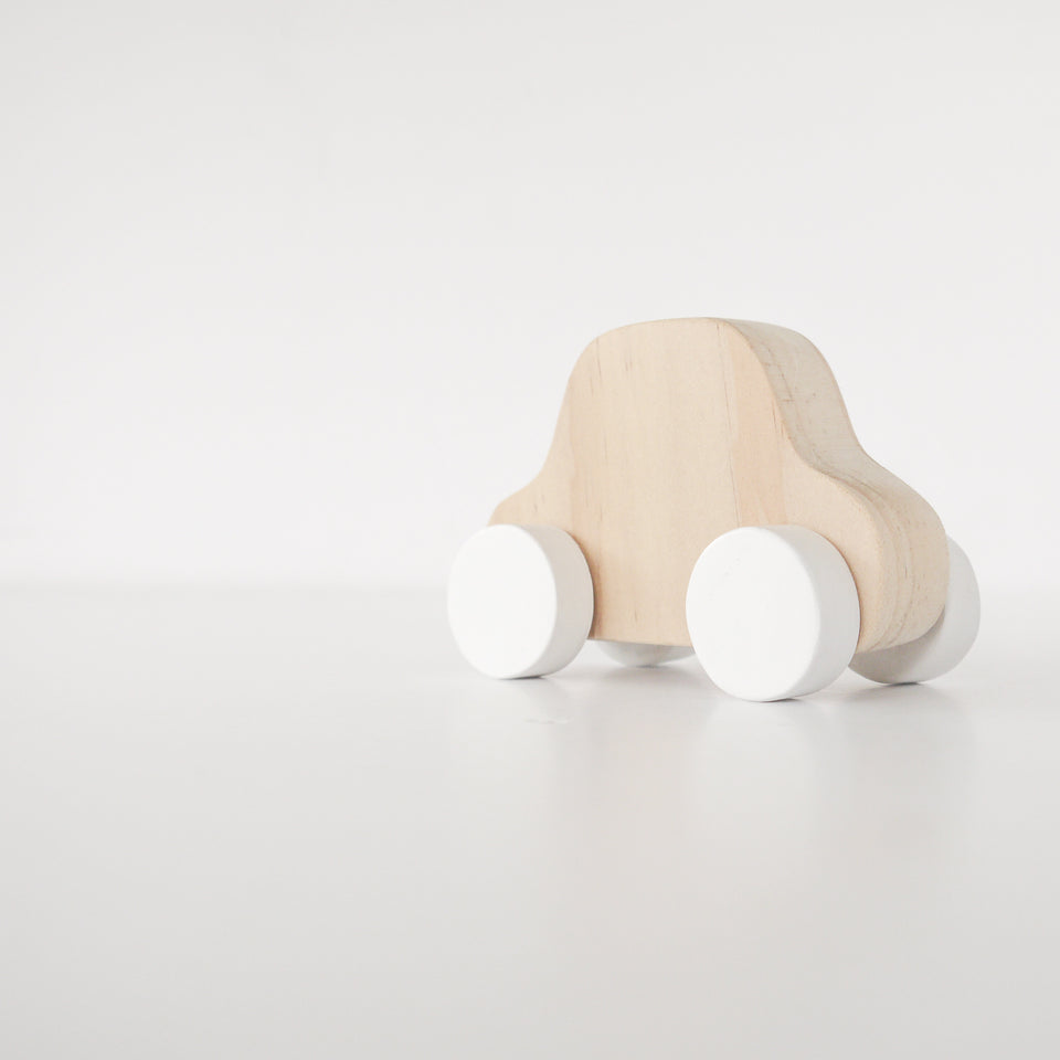 Wooden Toy | Bo the Beep Beep Car