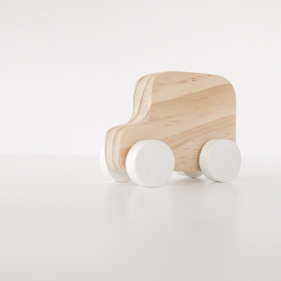 Wooden Toy | Vinnie the Van