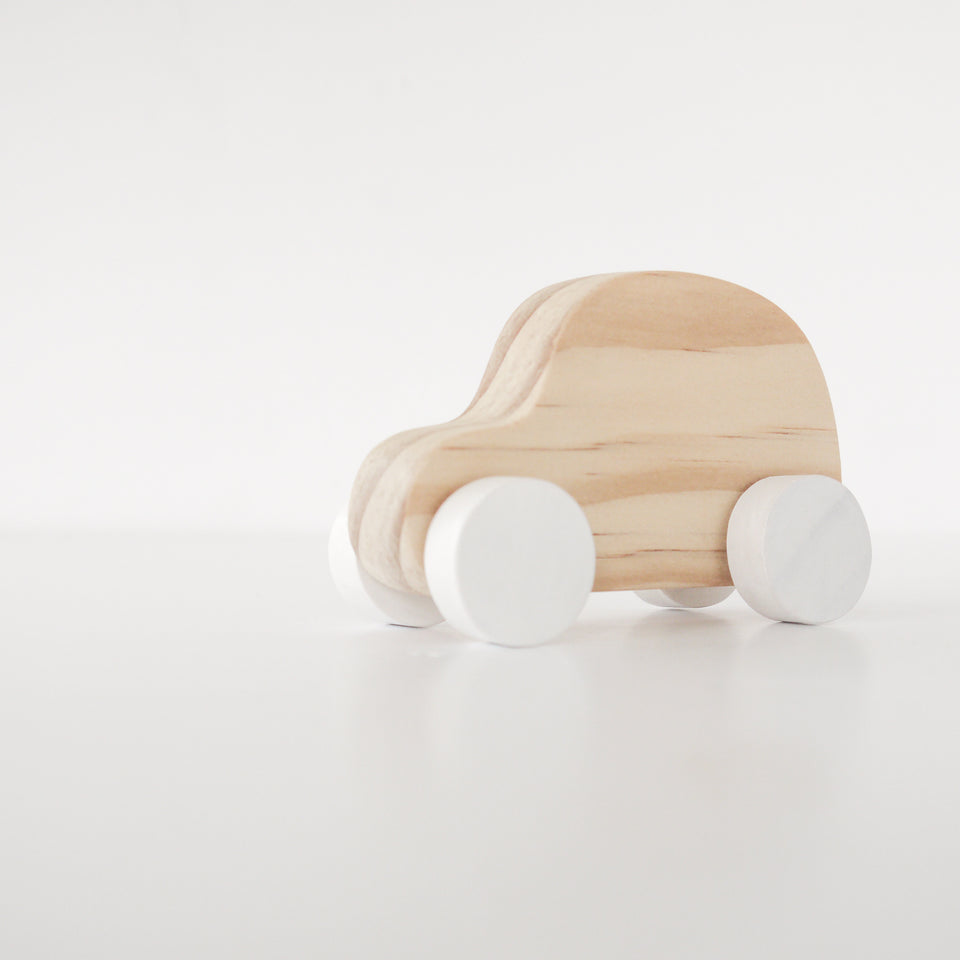 Wooden Toys | Barry the Bubble Car