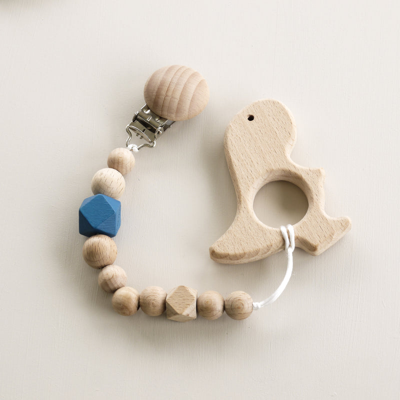 Noo Noo Felix Teether Chain - Dinosaur