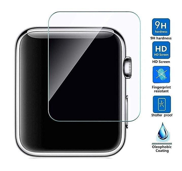 Apple Watch4/3/2/1 Tempered Glass Screen