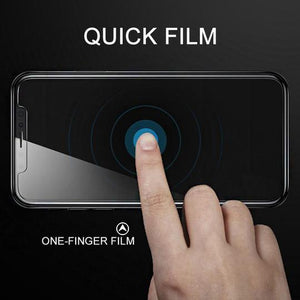 Privacy Screen Protector Anti Spy Tempered Glass