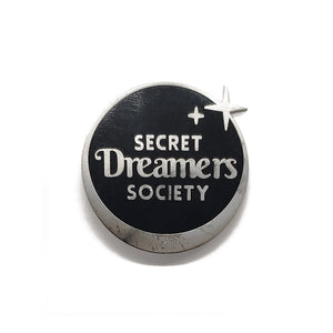 Secret Dreamer's Society Hard Enamel Pin
