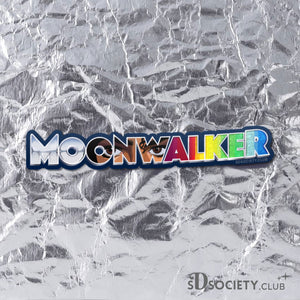MOONWALKER - Sticker