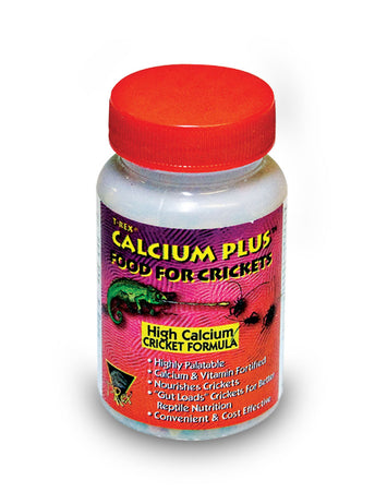 T-Rex Cricket Food - Calcium Plus