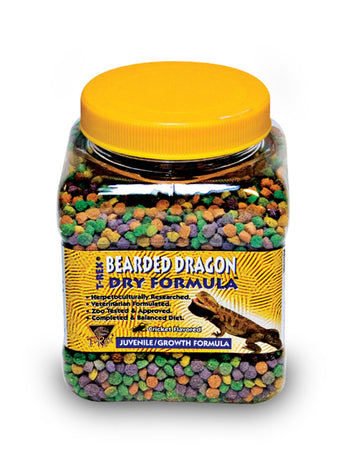 T-Rex Bearded Dragon Food - Juvenile Formula