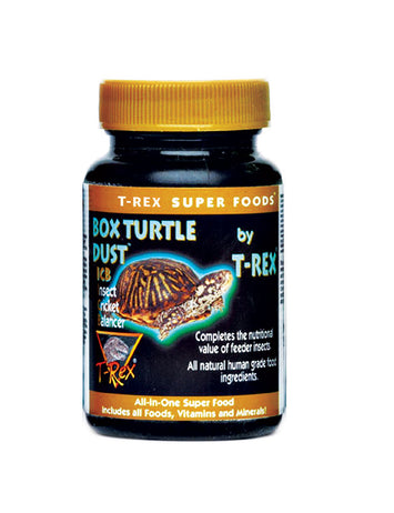 T-Rex Box Turtle Supplement - Calcium Plus