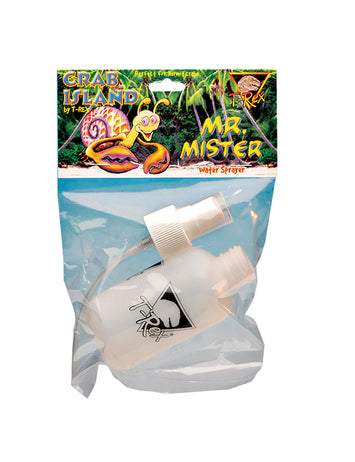 T-Rex Hermit Crab Accessory - Mr. Mister Misting Bottle