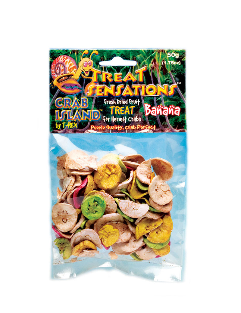 T-Rex Hermit Crab Food - Banana Treat