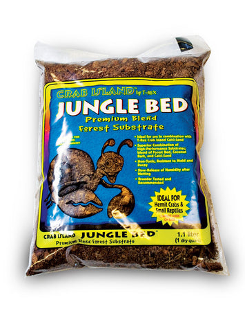 T-Rex Hermit Crab Substrate - Jungle Bed