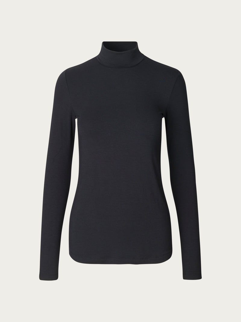 Comfy Copenhagen ApS Because Turtle Neck Black