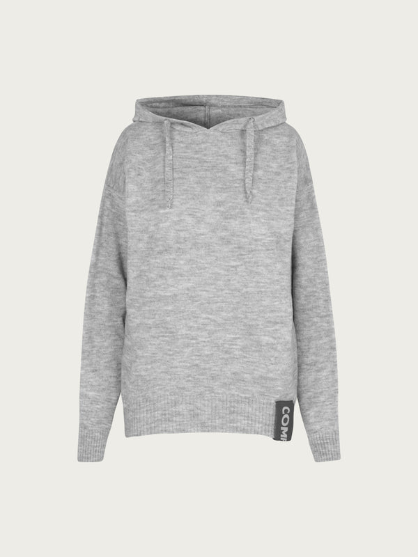 Comfy Copenhagen ApS Everlasting Love Knit Light Grey