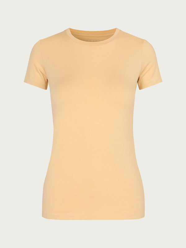 Comfy Copenhagen ApS Feeling T-shirt Honey