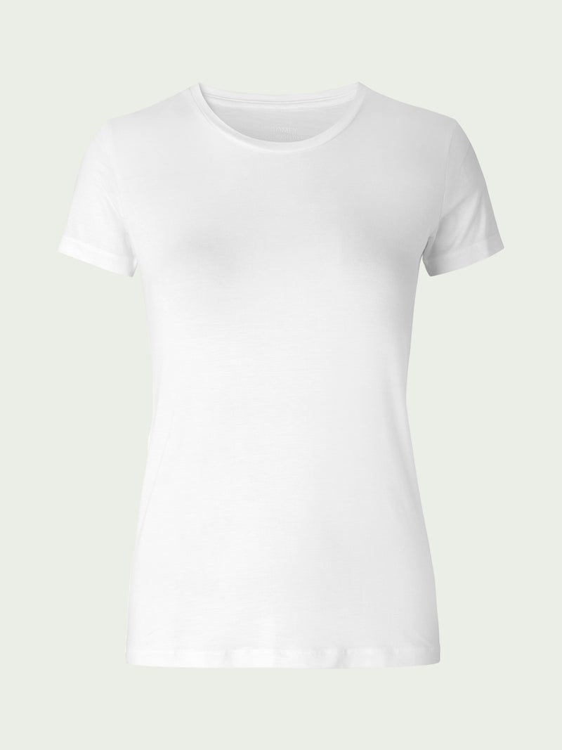 Comfy Copenhagen ApS Feeling T-shirt White