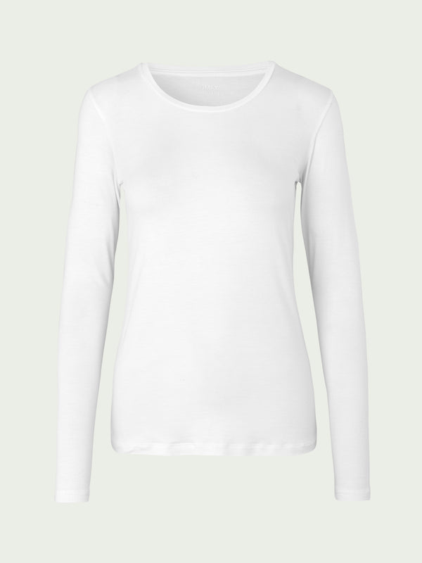 Comfy Copenhagen ApS Loving T-shirt White