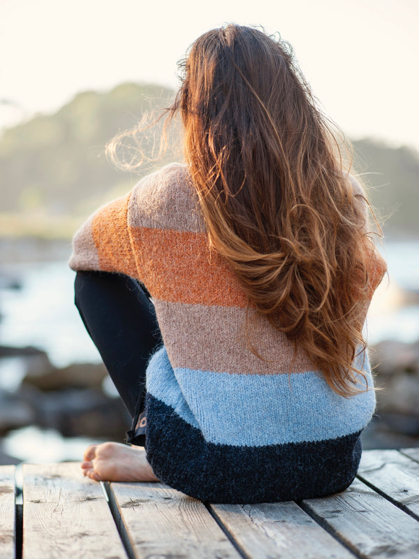Comfy Copenhagen ApS Mellow Days Knit Multi