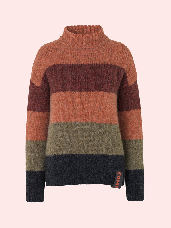 Comfy Copenhagen ApS Mellow Days Knit Redwood