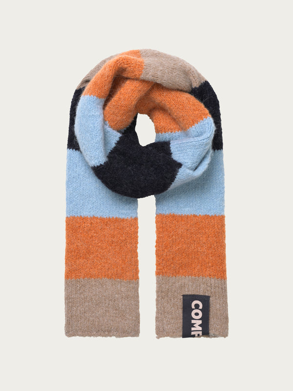 Comfy Copenhagen ApS Please Me Scarf Multi