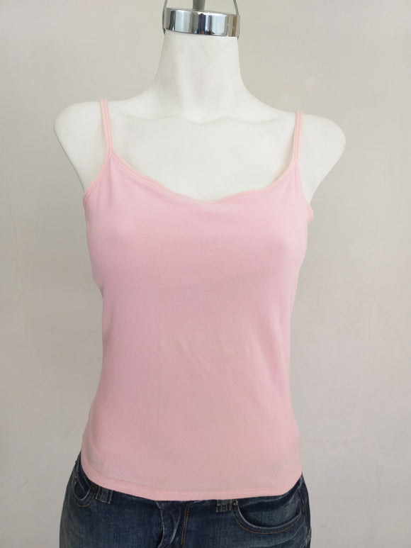 GILLIGAN & O'MALLEY Top rosa Talla S